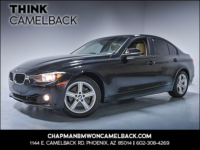 2014 BMW 3-Series Sdn 328i 33006 miles Why Camelback Chapman BMW on Camelba