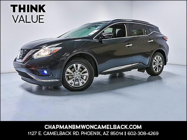 2015 Nissan Murano S 58390 miles 6023852286 Think ValueChapman Value Center in Phoenix spe
