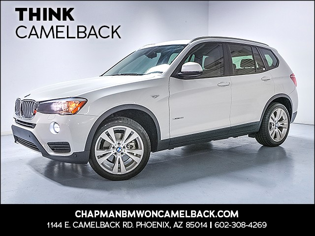 2016 BMW X3 xDrive28i 26816 miles VIN 5UXWX9C59G0D71719 For more information contact our inte