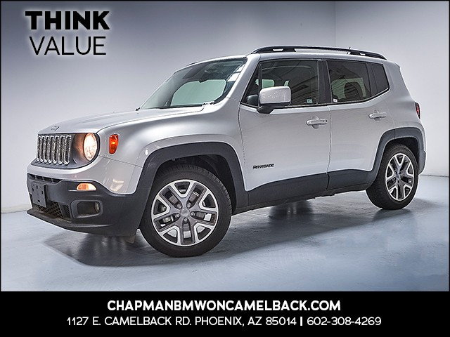 2015 Jeep Renegade Latitude 27918 miles VIN ZACCJABT2FPB39380 For more information contact ou