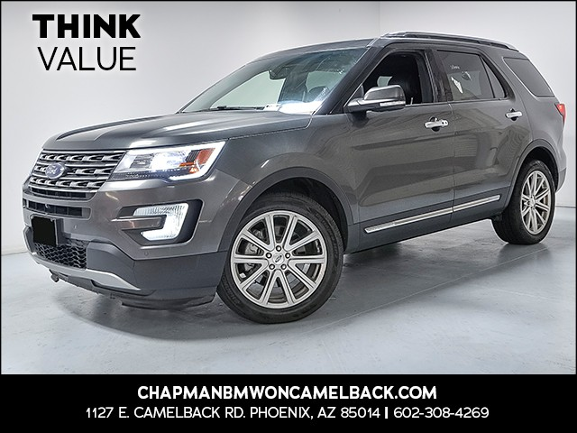 2017 Ford Explorer Limited 36595 miles VIN 1FM5K7F89HGA95310 For more information contact our