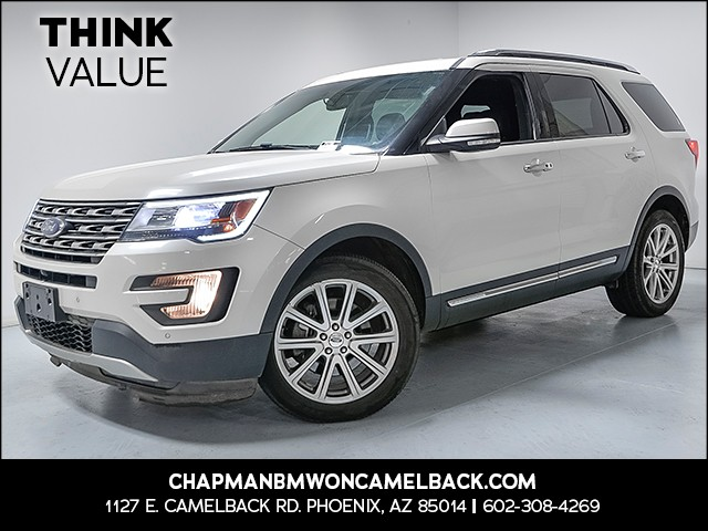 2016 Ford Explorer Limited 38065 miles VIN 1FM5K7F85GGA72623 For more information contact our