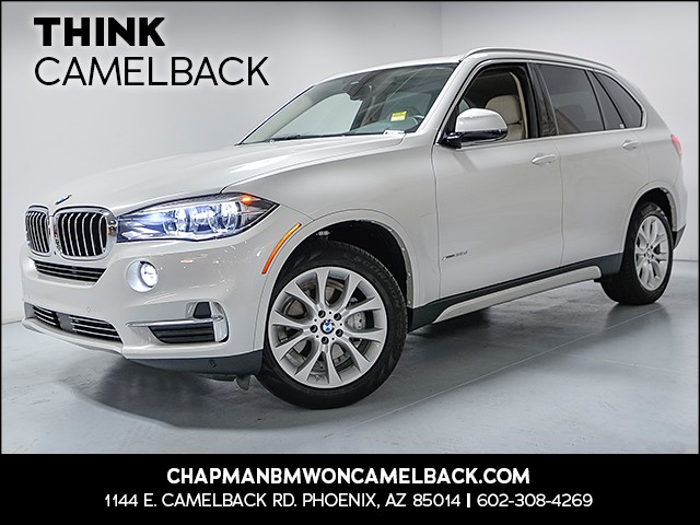 2015 BMW X5 xDrive35d 15420 miles Why Camelback Chapman BMW on Camelback uses real time market