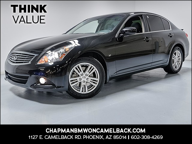 2015 INFINITI Q40 40845 miles 6023852286 Chapman Value Center in Phoenix specializing in late