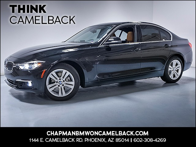 2016 BMW 3-Series Sdn 328i 45186 miles Why Camelback Chapman BMW on Camelba