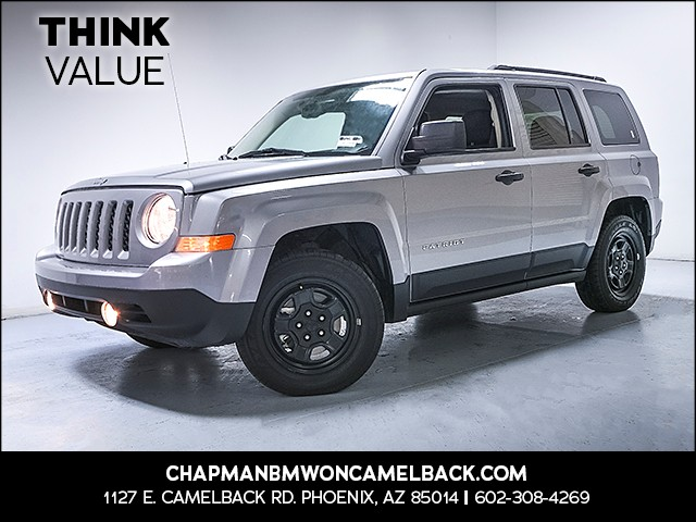 2016 Jeep Patriot Sport 41185 miles 6023852286 Think ValueChapman Value Center in Phoenix