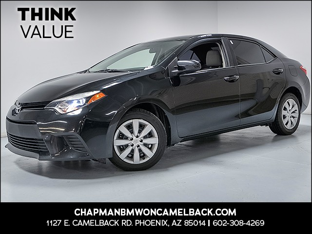 2014 Toyota Corolla LE 93980 miles 6023852286Think Camelback Chapman Value Center in Phoe