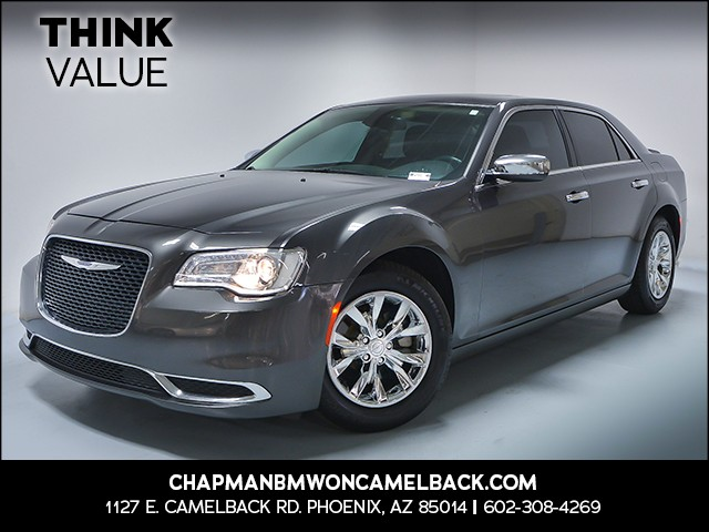 2016 Chrysler 300 Limited 44070 miles VIN 2C3CCAAG8GH206702 For more information contact our