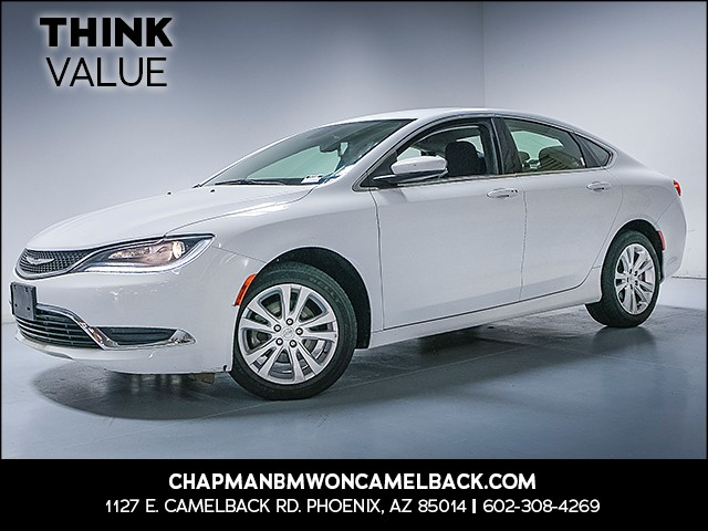2016 Chrysler 200 Limited 36871 miles 6023852286 Think ValueChapman Value Center in Phoeni