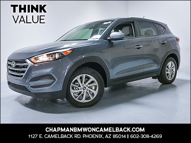 2017 Hyundai Tucson SE 9765 miles 6023852286 Think ValueChapman Value Center in Phoenix sp