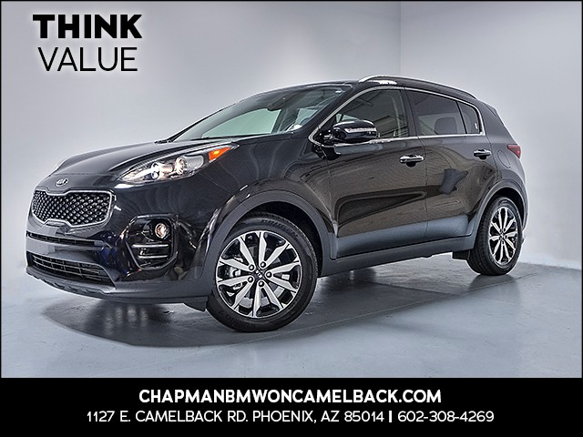 2017 Kia Sportage EX 12564 miles 6023852286Think Camelback Chapman Value Center in Phoeni