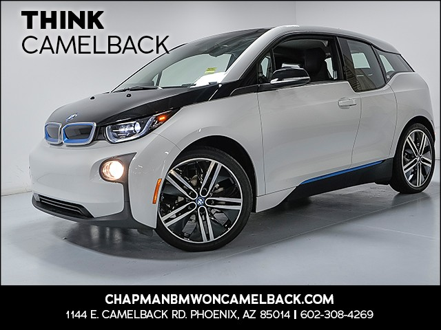 2015 BMW i3 19368 miles Why Camelback Chapman BMW on Camelback uses real time market analytics