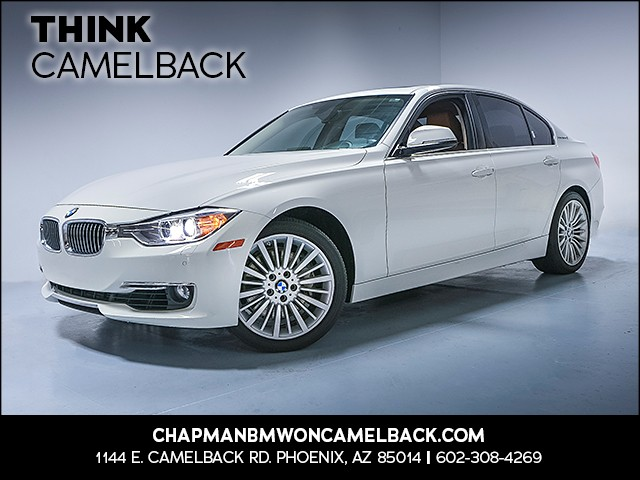 2013 BMW 3-Series Sdn ActiveHybrid 3 66483 miles Why Camelback Chapman BMW on Camelback uses re