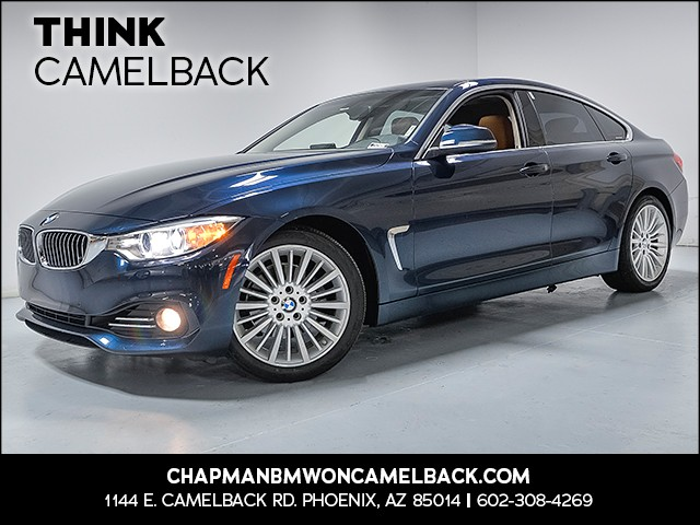 2015 BMW 4-Series 428i Gran Coupe 41527 miles Why Camelback Chapman BMW on Camelback is the Cen