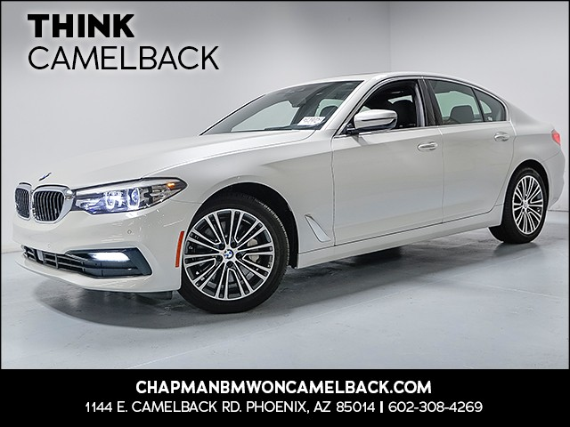 2018 BMW 5-Series 530i 9417 miles Why Camelback Chapman BMW on Camelback us