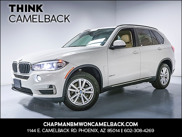 2015 BMW X5 sDrive35i 31695 miles Why Camelback Chapman BMW on Camelback uses real time market