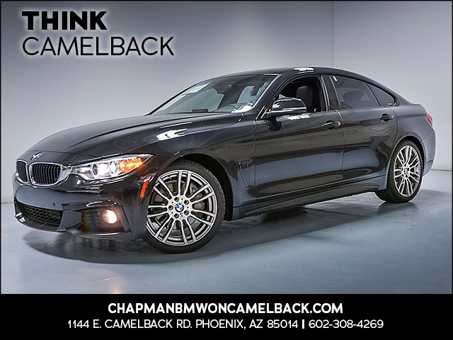 2016 BMW 4-Series 428i Gran Coupe 43446 miles Think Camelback New Years Sal