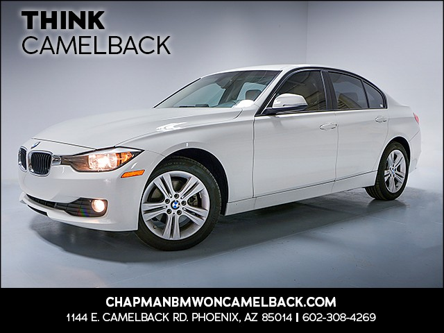 2015 BMW 3-Series Sdn 320i xDrive 41928 miles Why Camelback Chapman BMW on Camelback uses real