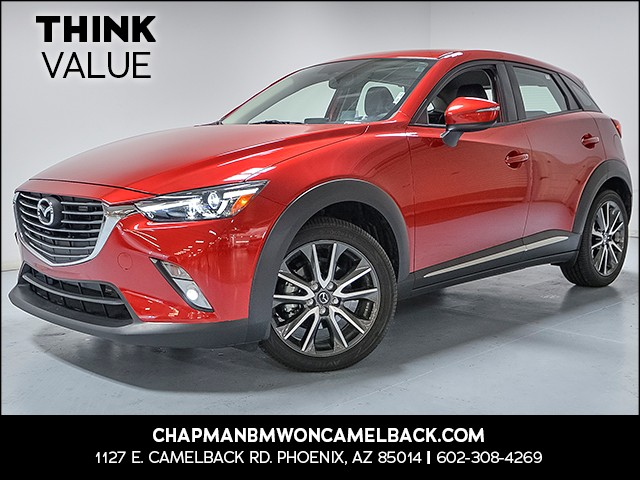 2016 Mazda CX-3 Grand Touring 21175 miles 6023852286 Think VALUE Chapm