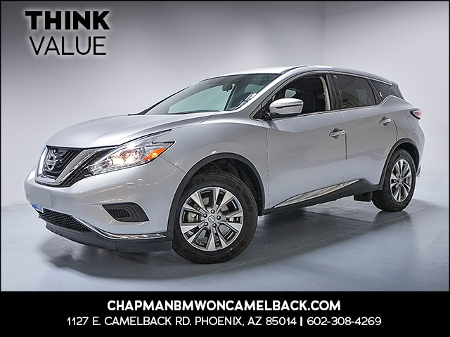 2017 Nissan Murano S 50439 miles 6023852286Think Camelback Chapman Value Center in Phoeni