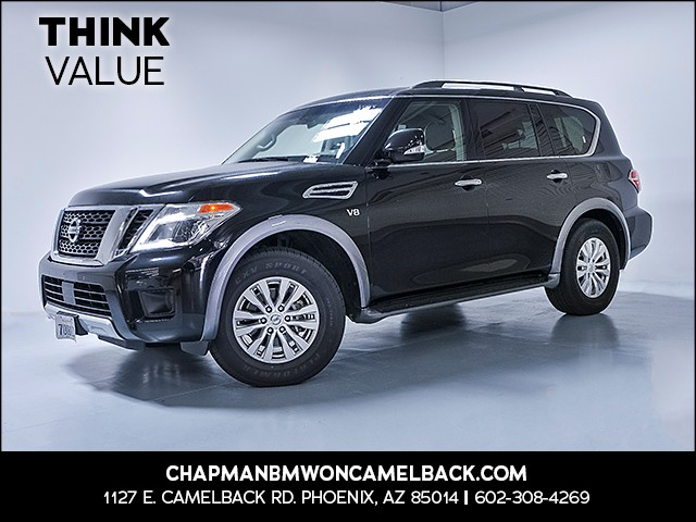 2017 Nissan Armada SV 48296 miles 6023852286Think Camelback Chapman Value Center in Phoen