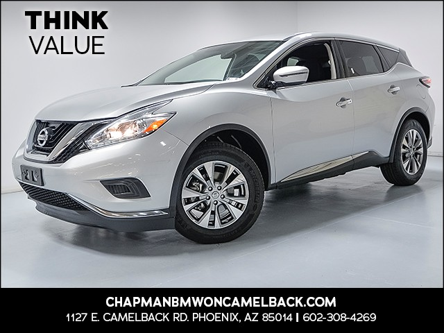 2017 Nissan Murano S 47282 miles 6023852286Think Camelback Chapman Value Center in Phoeni