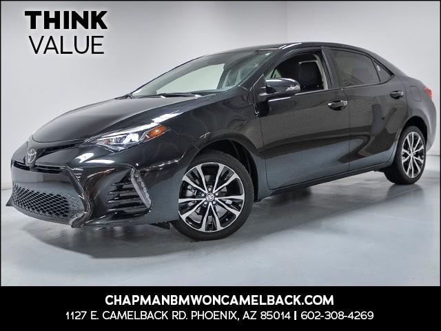 2018 Toyota Corolla SE 11656 miles 6023852286 Chapman Value Center in Phoenix specializing in