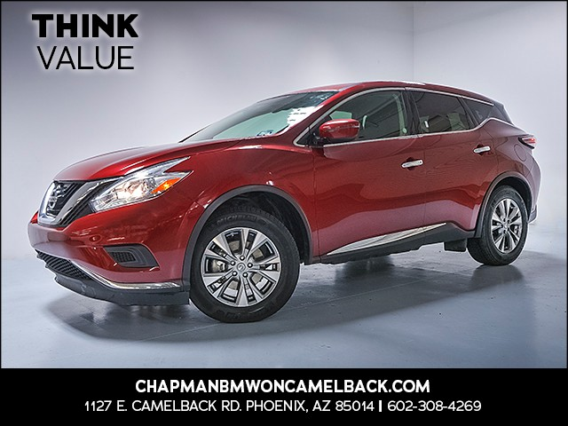 2017 Nissan Murano S 42530 miles 6023852286Think Camelback Chapman Value Center in Phoeni