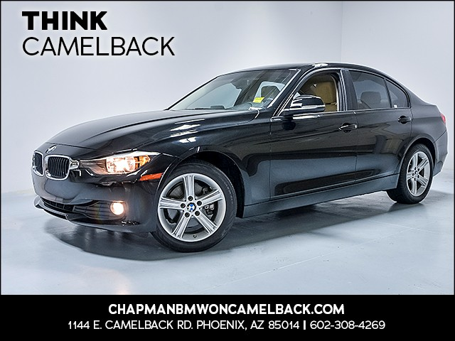 2015 BMW 3-Series Sdn 320i xDrive 30496 miles Why Camelback Chapman BMW on Camelback uses real