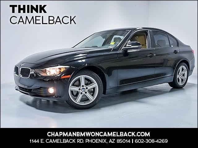 2015 BMW 3-Series Sdn 320i xDrive 30489 miles VIN WBA3C3G56FNT52497 For m
