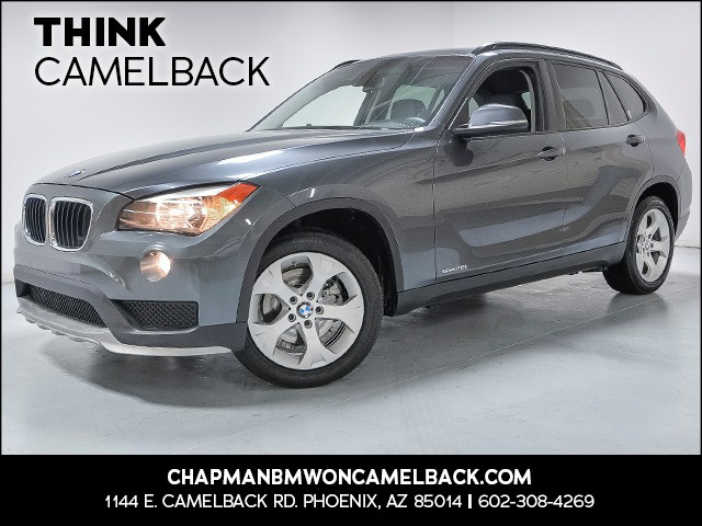 2015 BMW X1 sDrive28i 82091 miles Why Camelback Chapman BMW on Camelback is the Centrally locat