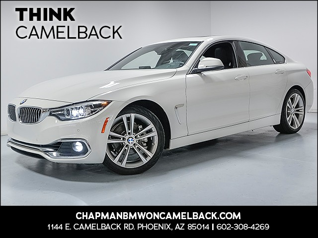 2019 BMW 4-Series 430i Gran Coupe 9831 miles Why Camelback Chapman BMW on Camelback is the Cent
