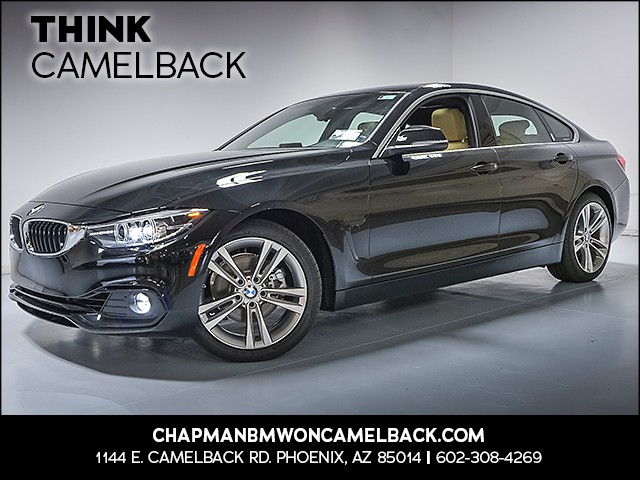 2019 BMW 4-Series 430i Gran Coupe 7292 miles Why Camelback Chapman BMW on Camelback is the Cent