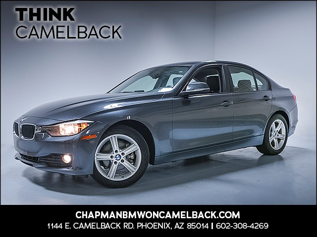 2015 BMW 3-Series Sdn 320i 45067 miles Why Camelback Chapman BMW on Camelba