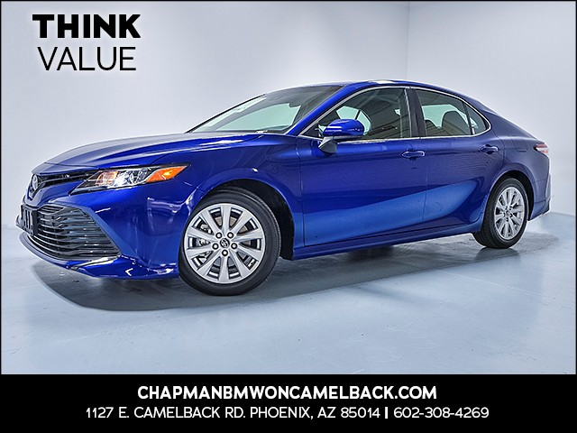 2018 Toyota Camry SE 18746 miles 6023852286Think Camelback Chapman Value Center in Phoeni