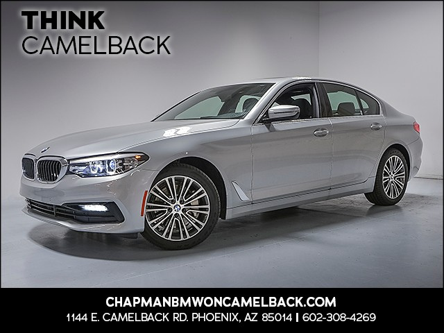 2018 BMW 5-Series 540i 10315 miles Why Camelback Chapman BMW on Camelback is the Centrally loca