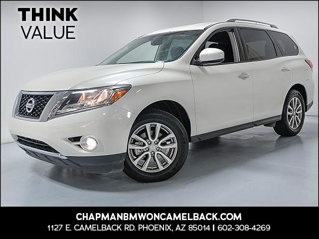 2016 Nissan Pathfinder SV 57933 miles 6023852286Think Camelback Chapman Value Center in P
