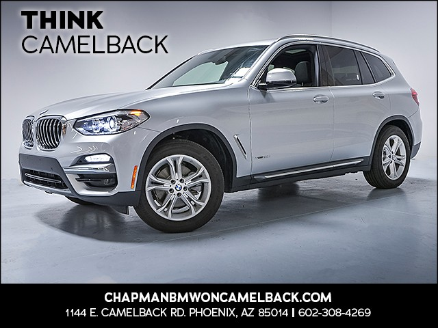 2018 BMW X3 xDrive30i 8548 miles Why Camelback Chapman BMW on Camelback uses real time market a