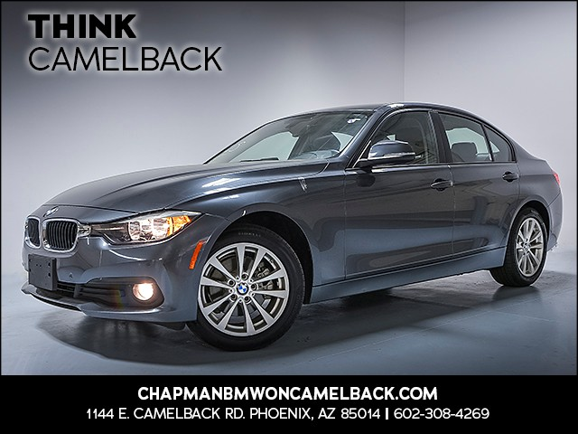 2016 BMW 3-Series Sdn 320i 11763 miles Why Camelback Chapman BMW on Camelback is the Centrally
