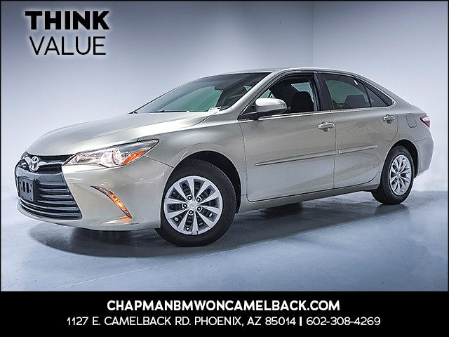 2015 Toyota Camry LE 40269 miles 6023852286 Think VALUE Chapman Value