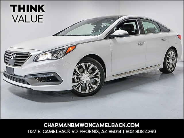 2015 Hyundai Sonata Sport 20T 39762 miles 6023852286 Think VALUE Chap