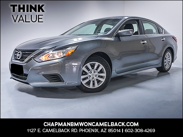 2018 Nissan Altima 25 S 24715 miles 6023852286 Think VALUE Chapman Value Center in Phoeni