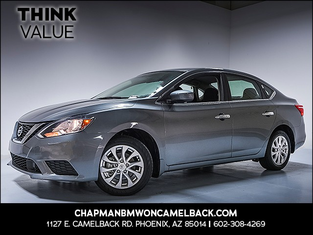 2018 Nissan Sentra SV 15328 miles 6023852286 Think VALUE Chapman Value Center in Phoenix s