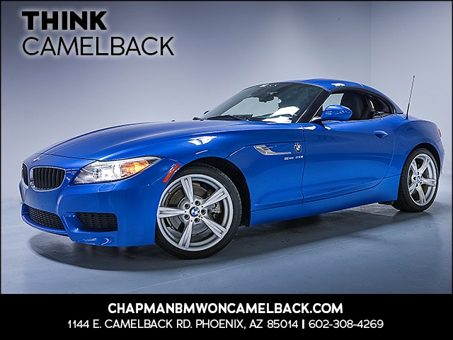 2016 BMW Z4 sDrive28i 22744 miles Why Camelback Chapman BMW on Camelback is the Centrally locat