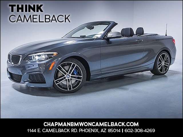 2018 BMW 2-Series M240i 11518 miles Why Camelback Chapman BMW on Camelback is the Centrally loc
