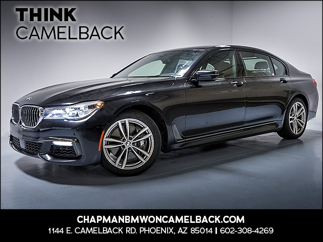 2016 BMW 7-Series 750i 44575 miles Why Camelback Chapman BMW on Camelback u