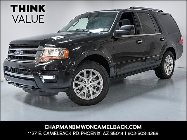 2015 Ford Expedition Limited 64154 miles 6023852286 Chapman Value Center in Phoenix specializi