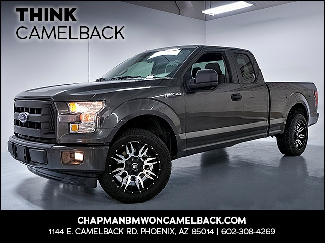 2017 Ford F-150 XL Extended Cab 19329 miles 6023852286 Chapman Value Center in Phoenix special
