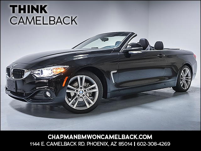 2015 BMW 4-Series 428i 19861 miles Why Camelback Chapman BMW on Camelback is the Centrally loca