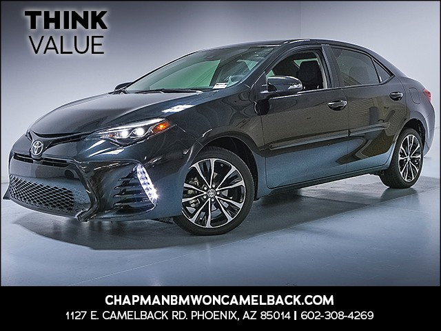 2018 Toyota Corolla SE 17009 miles 6023852286 Chapman Value Center in Phoe